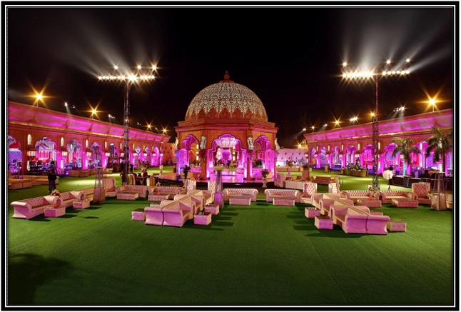 budget destination wedding in India