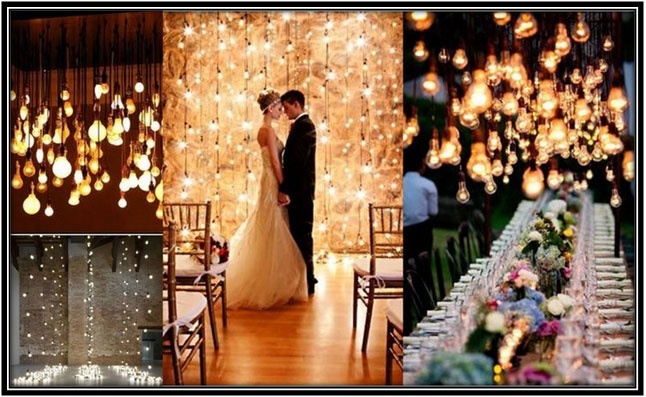 Bulbs And Sequins
