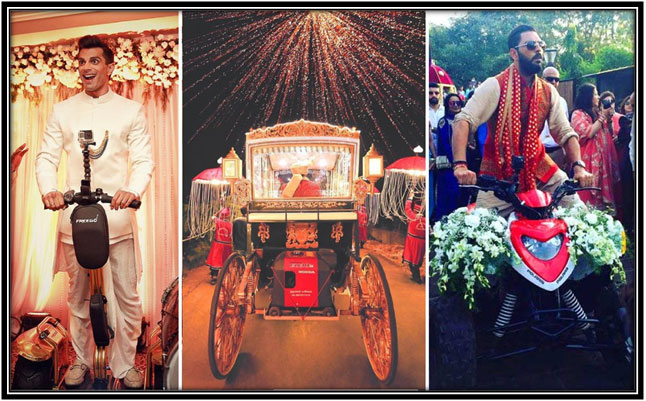 Super Cool Baraat on Your D-Day