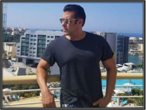 Salman Khan Recreates the Magic of 'Oh, Oh, Jaane Jana' in Phuket
